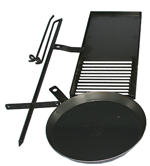 swing away cookstand 700mm