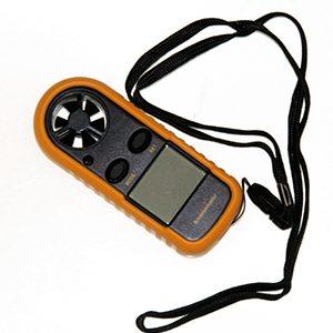 Pocket Anemometer